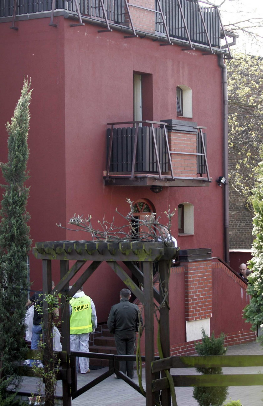 Siemianowice - dom Barbary Blidy