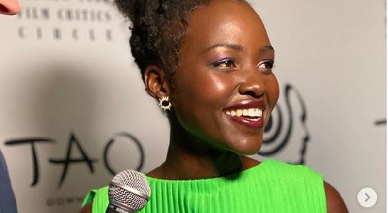 "Lupita Nyongo's hilarious response to CS Balala after he claimed she is ""inaccessible"""