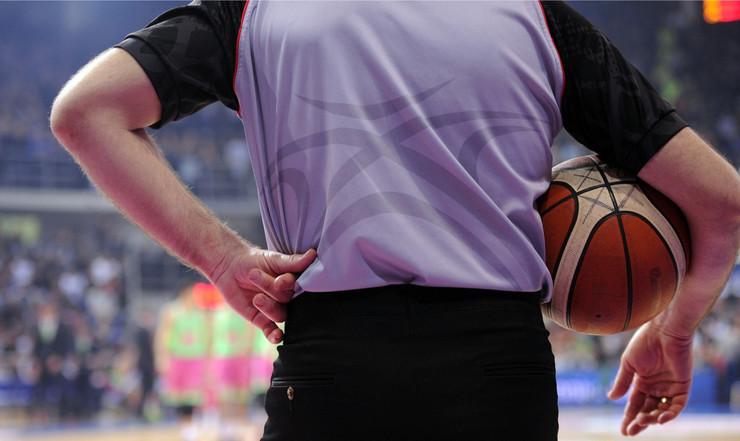 Košarkaški sudija