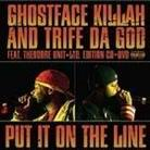 "Ghostface Killah - ""Put It On The Line (CD/DVD)"""