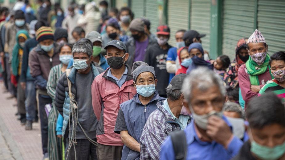 Monika Witkowska o koronawirusie w Nepalu: tutaj będzie tragedia