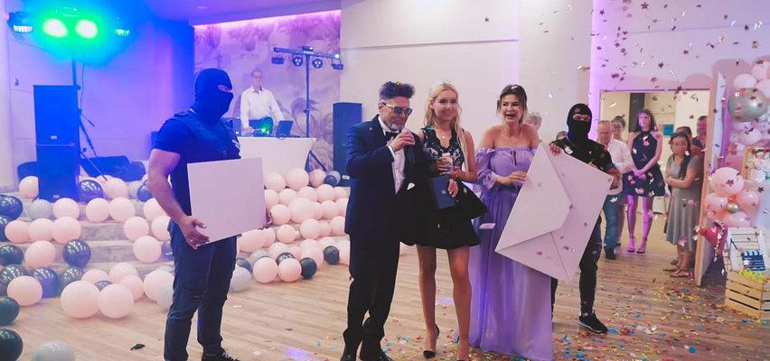 Rutkowscy zorganizowali wystawne przyjęcie. Córka Mai z impetem weszła w dorosłość!