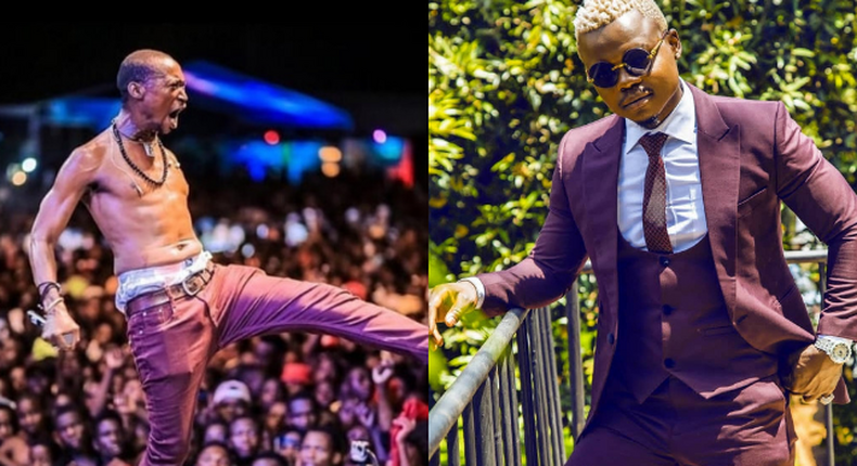 Rapper Chid Benz lectures Harmonize after using him to promote his concert without his Knowledge