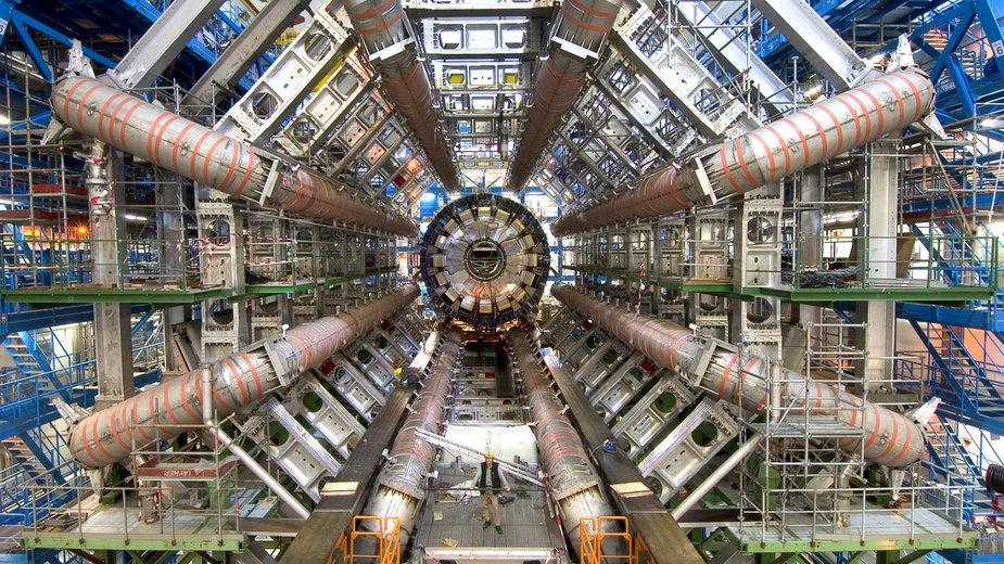 Eksperyment Atlas na LHC