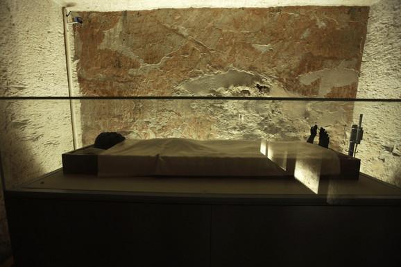 Tutankamonovi posmrtni ostaci
