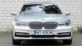 Laserowe reflektory w BMW serii 7 chronią pieszych jak nic innego dotąd