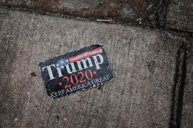 Wybory w USA, kampania, Donald Trump