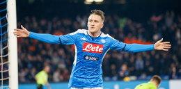Piotr Zieliński zostaje w Napoli. Przedłużył umowę do 2024 roku