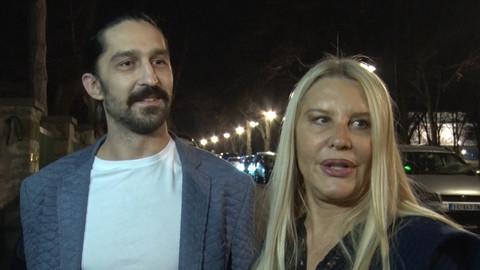 Verica i njen muž RASPRAVLJALI se pred našom kamerom!