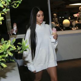 Tak naprawdę wygląda Kim Kardashian