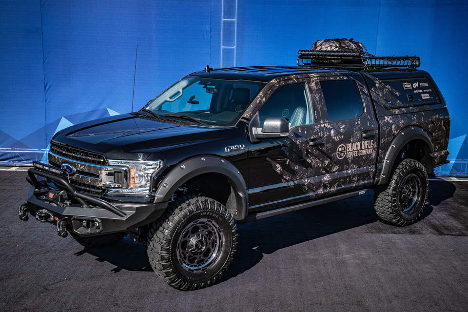 Ford F-150 XLT SuperCrew FX4