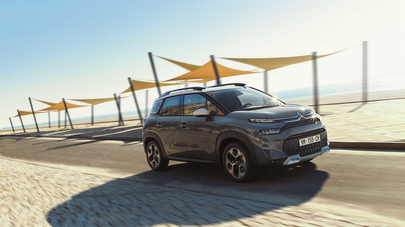 Citroen C3 Aircross po liftingu
