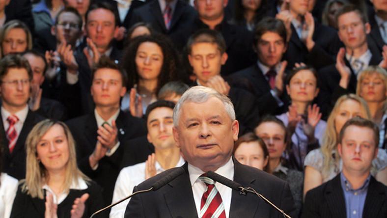 """Jarosław Kaczyński: Rząd uciekł przed """"Solidarnością"""""""
