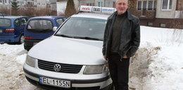 Taksówkarz znalazł i oddał fortunę