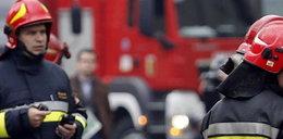 Dwie ofiary pożaru altanki