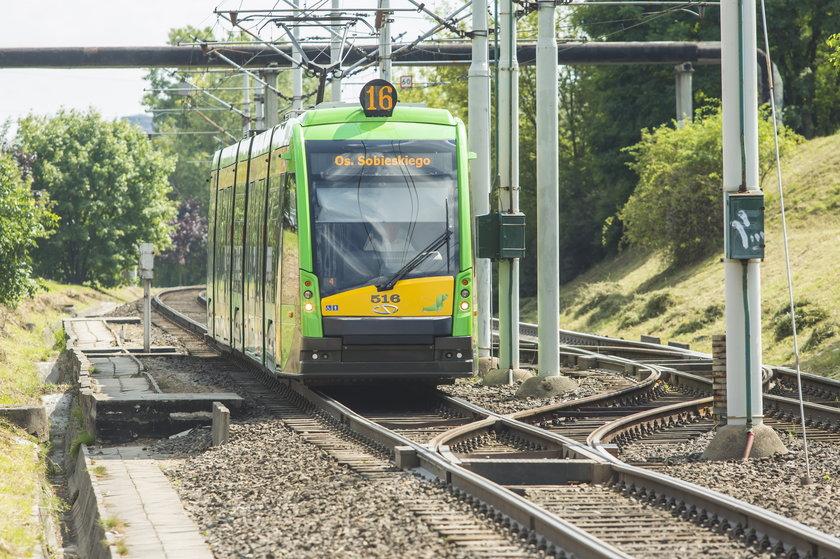 Ruszył remont PST i pętli tramwajowej na Starołęce