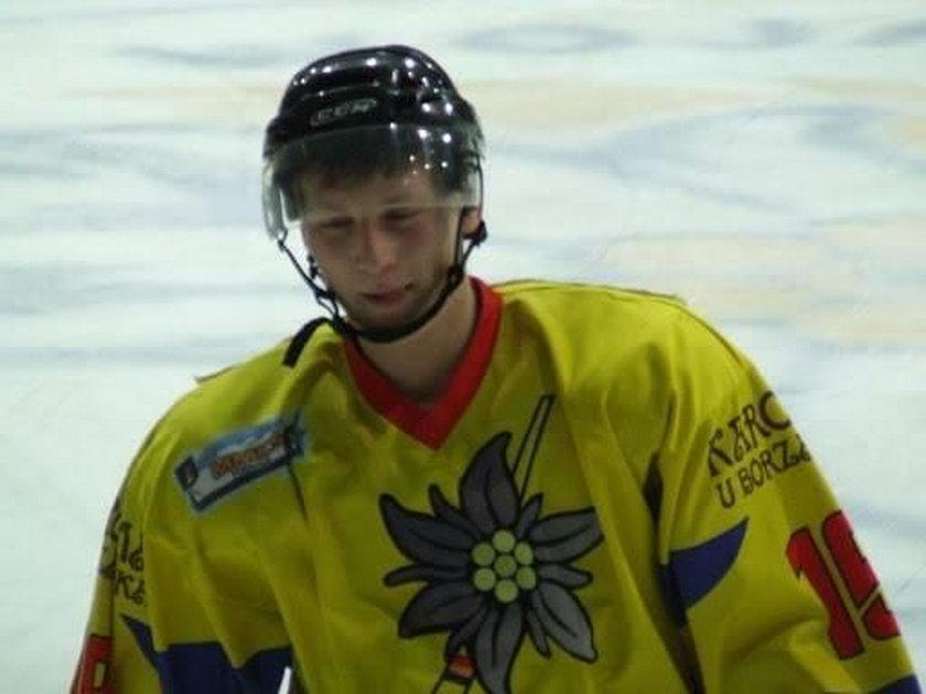 Michał Marek z Nowego Targu