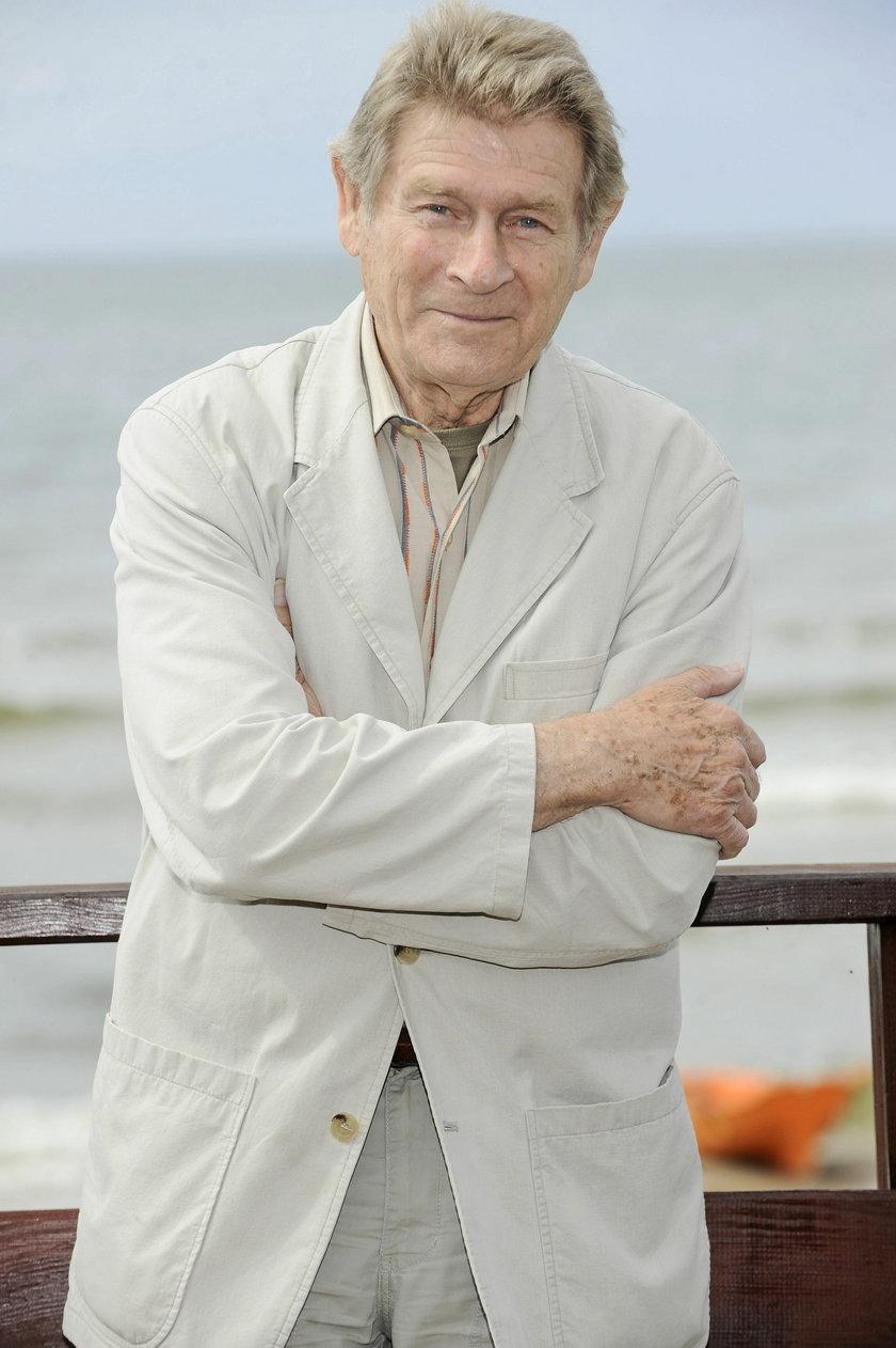 Stanisław Mikulski w lipcu 2009 roku