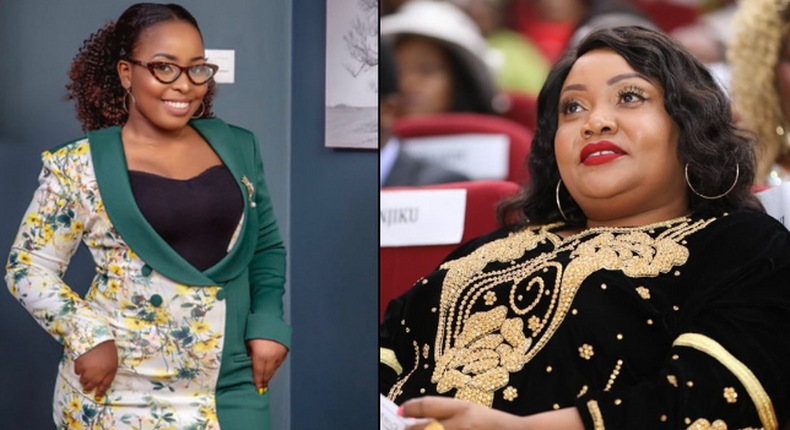 Saumu Mbuvi's mother reacts after daughter's breakup with Senator Boyfriend went viral