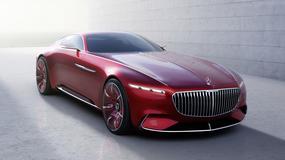 Mercedes-Maybach Vision 6 – pierwsze zdjęcia