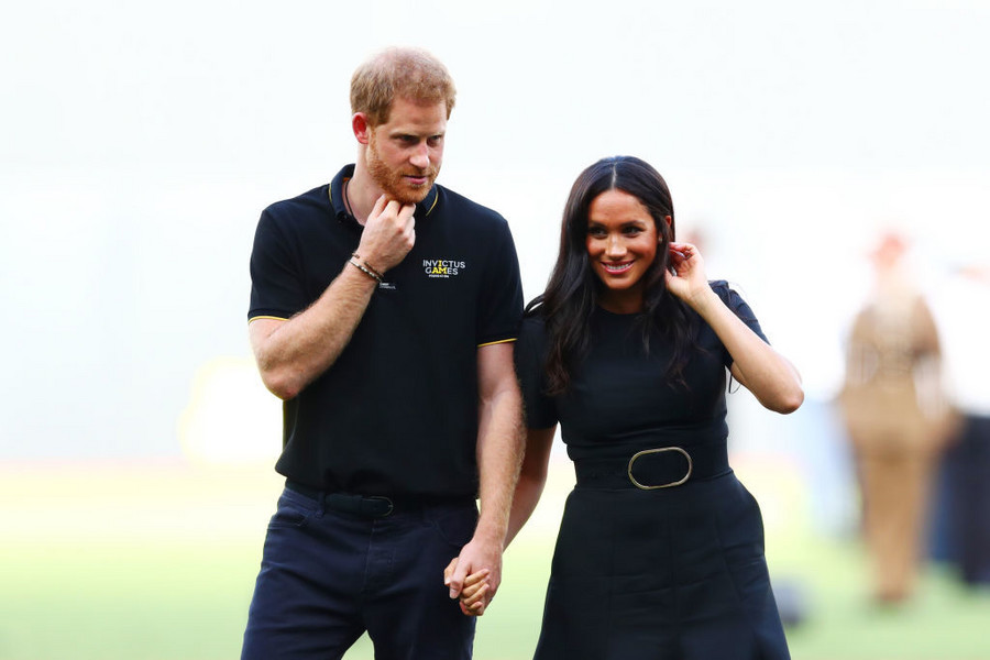 Meghan Markle i Książę Harry / Getty Images / Dan Istitene / Staff