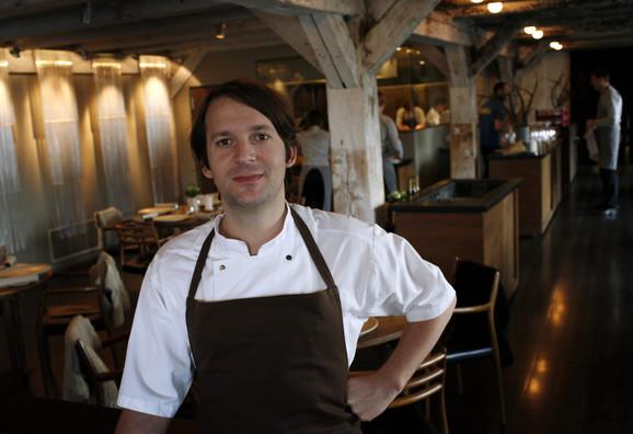 Rene Redžepi, vlasnik restorana