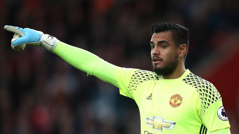 Romero z nowym kontraktem na Old Trafford