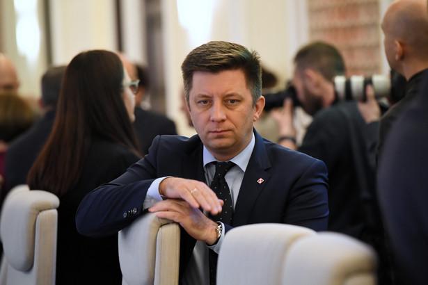 W tym tygodniu ustawa o działach zostanie złożona w Sejmie jako projekt poselski - powiedział Michał Dworczyk