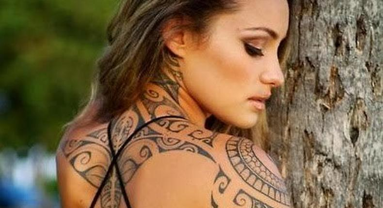 Tattoo are more of body accessories these days