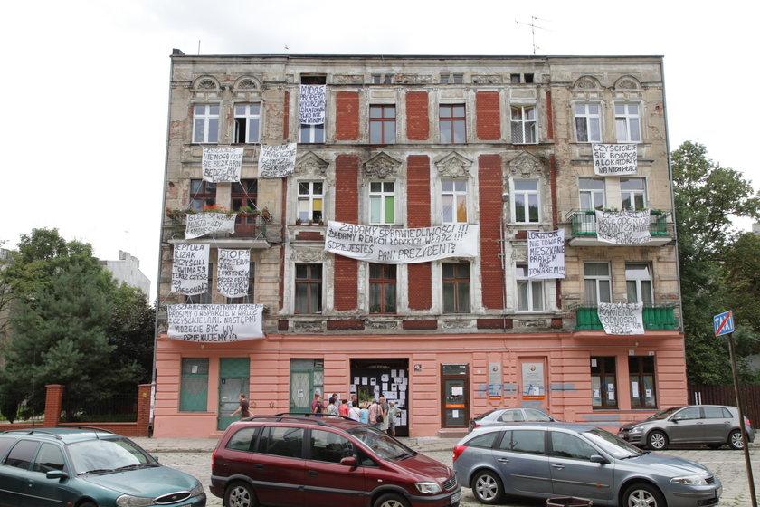 Kamienica przy Targowej 47 w Łodzi