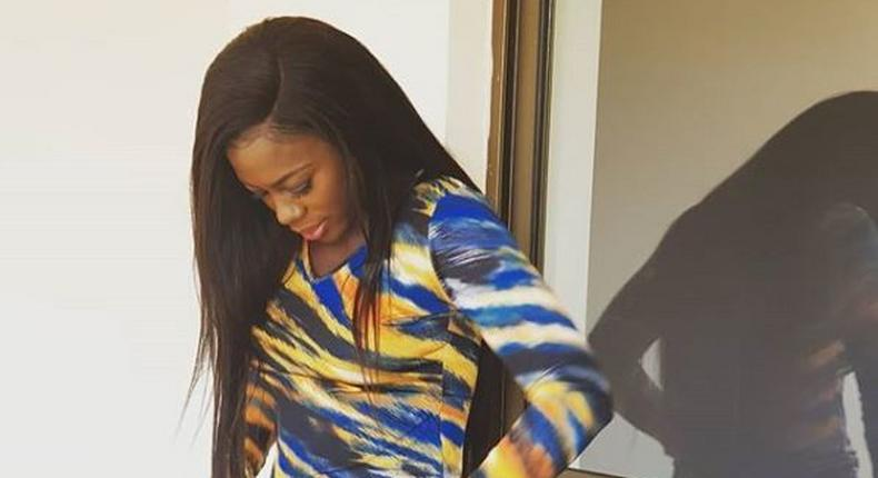 Stop taking photos in people's toilets – Akothee's perfect clap back at fan who tried to down grade her