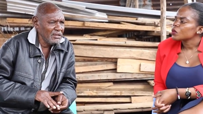 From rich Bank Manager to Street Urchin - Ben Mwangi narrates how his life crumbled [Video]