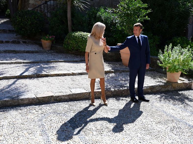 Brigitte Macron Emmanuel Macron