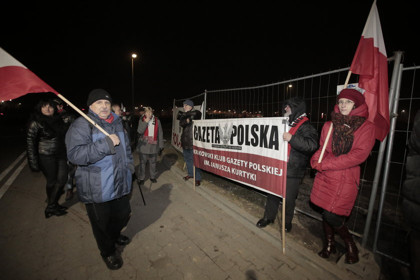 Protest ludzi przeciwko Putinowi
