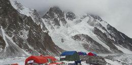 Polacy zostawili śmieci na K2? Polscy wspinacze odpierają zarzuty