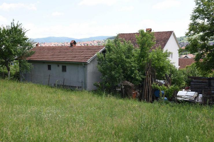 Kuća u kojoj se dogodilo ubistvo i samoubistvo