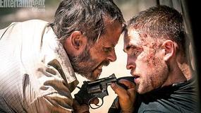"""Zakrwawiony Robert Pattinson na pierwszym zdjęciu z """"The Rover"""""""