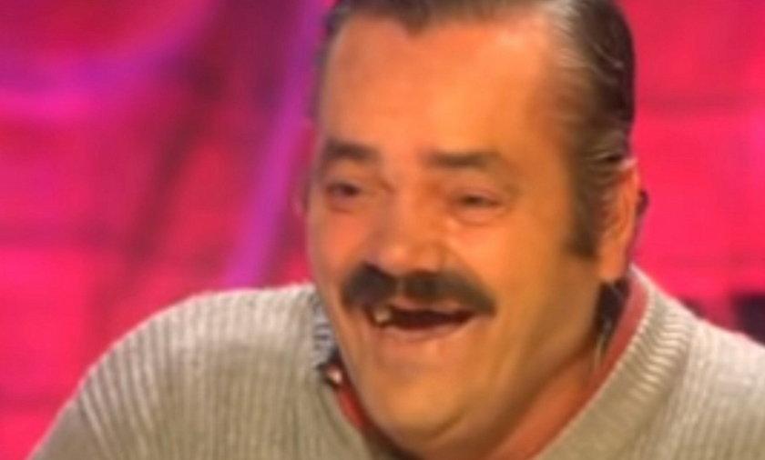 """Juan Joya Borja """"El Risitas"""" nie żyje. Jego śmiech znał każdy."""