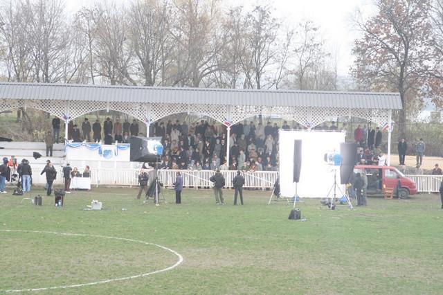 Stadion Dorćola je potpuno rekonstruisan