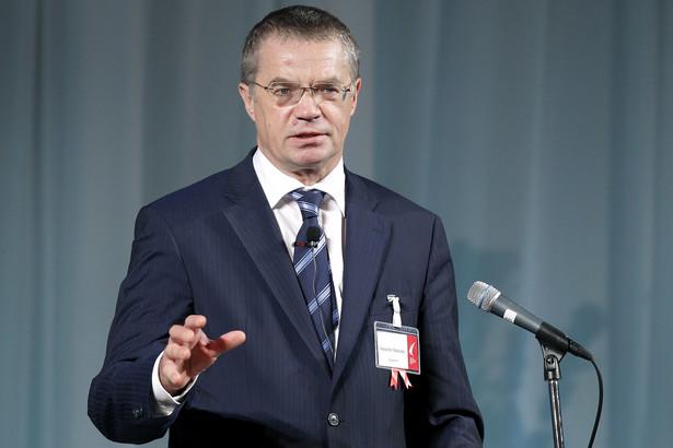 Aleksander Miedwiediew wiceprezes zarządu OAO Gazprom oraz dyrektor generalny OOO Gazprom Export