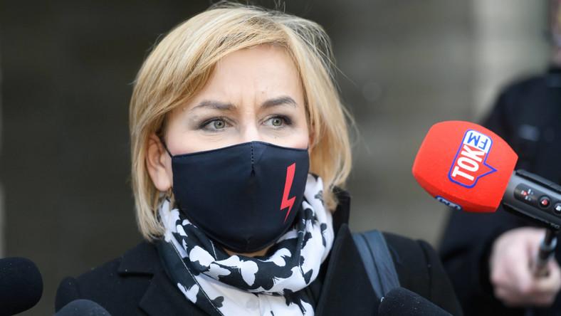 Posłanka Nowoczesnej Paulina Hennig-Kloska
