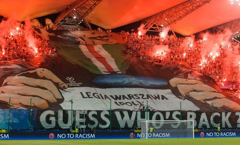 Borussia śmieje się z Legii