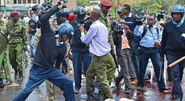 Kenya has been ranked top in Africa in cases of police shootings and extra-judicial killings of civilians according to a report by Amnesty International.
