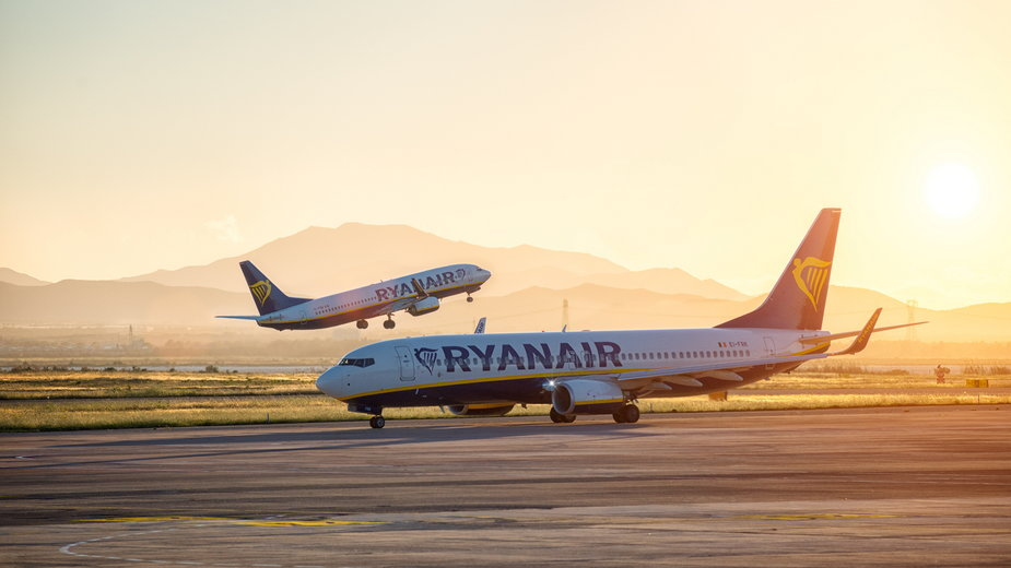 Ryanair i Virgin Atlantic najgorzej ocenione przez klientów