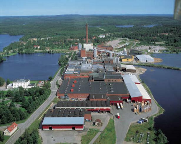 Zakład produkcyjny Metsä Tissue w Mänttä (Finlandia)