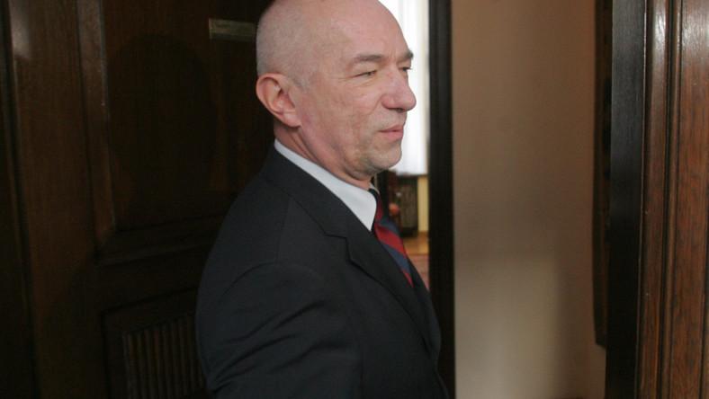 Minister Ćwiąkalski sprawdzi zasadność zatrzymania prezesa Cracovii