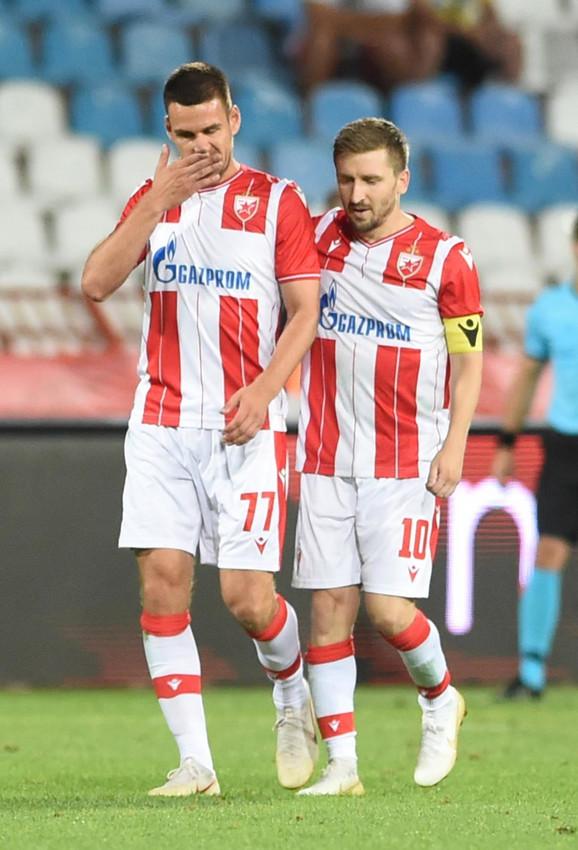 Marko Gobeljić i Marko Marin