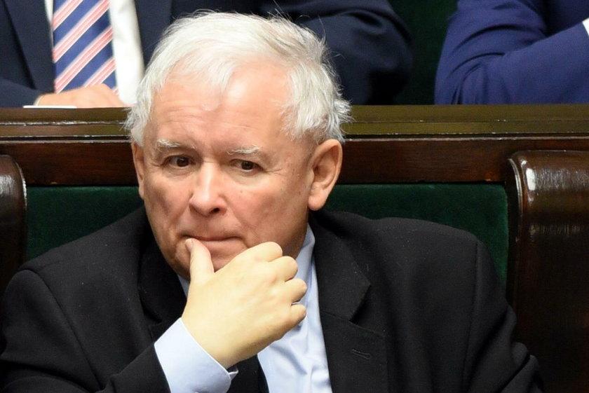 Jarosław Kaczyński w poważnych tarapatach