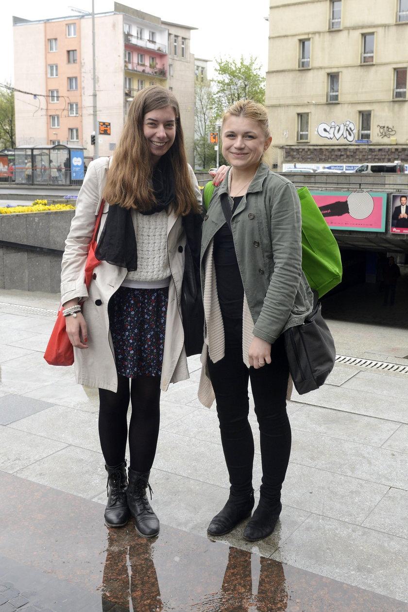 Katarzyna Foks (24 l.) i Iwona Piskor (23 l.)