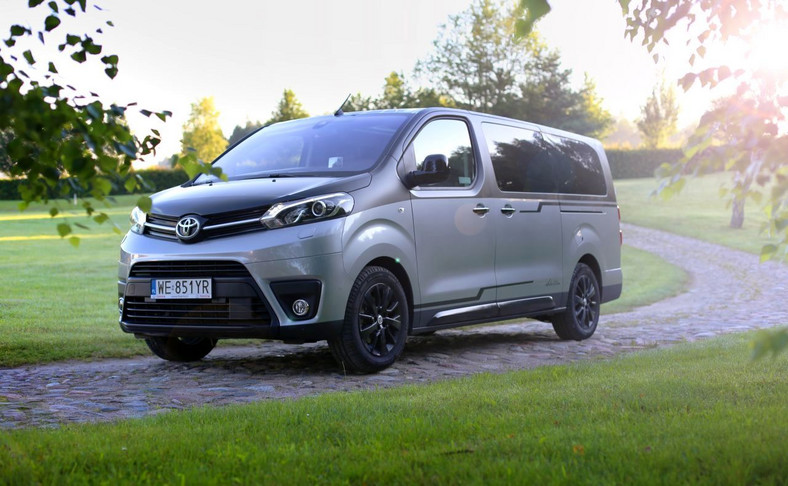 Toyota PROACE Selection